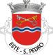 Brasão de São Pedro - Este
