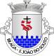Brasão de São João do Souto