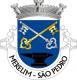 Brasão de São Pedro Merelim