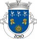 Brasão de Zoio