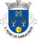 Brasão de São Pedro de Serracenos
