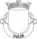Brasão de Failde