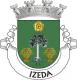 Brasão de Izeda
