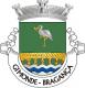Brasão de Gimonde