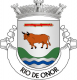 Brasão de Rio de onor