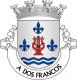Brasão de A dos Francos