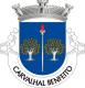 Brasão de Carvalhal Benfeito