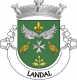 Brasão de Landal