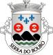 Brasão de Serra do Bouro