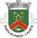 Brasão de Ponta do Pargo