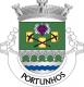 Brasão de Portunhos