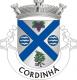 Brasão de Cordinhã