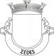 Brasão de Zedes