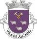 Brasão de Alcains