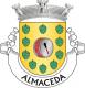 Brasão de Almaceda