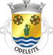 Brasão de Odeleite