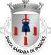 Brasão de Santa Bárbara de Padrões