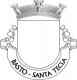 Brasão de Basto - Santa Tecla
