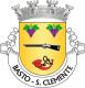 Brasão de Basto - São Clemente