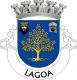 Brasão de Lagoa