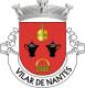 Brasão de Vilar de Nantes