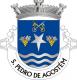 Brasão de São Pedro de Agostem