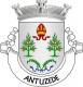 Brasão de Antuzede