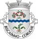 Brasão de Biscaínho