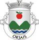 Brasão de Orjais