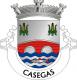 Brasão de Casegas