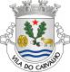 Brasão de Vila do Carvalho