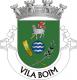 Brasão de Vila Boim