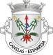 Brasão de Canelas