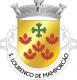 Brasão de São Lourenço de Mamporcão