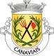 Brasão de Canaviais