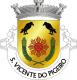 Brasão de São Vicente do Pigeiro