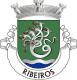 Brasão de Ribeiros