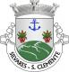 Brasão de São Clemente - Silvares