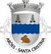 Brasão de Arões - Santa Cristina