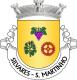 Brasão de São Martinho - Silvares