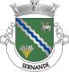 Brasão de Sernande