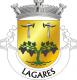 Brasão de Lagares