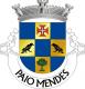 Brasão de Paio Mendes