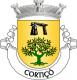 Brasão de Cortiçô