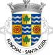 Brasão de Santa Luzia