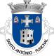 Brasão de Santo António