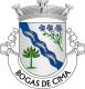Brasão de Bogas de Cima