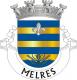Brasão de Melres