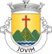 Brasão de Jovim