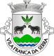 Brasão de Vila Franca da Serra
